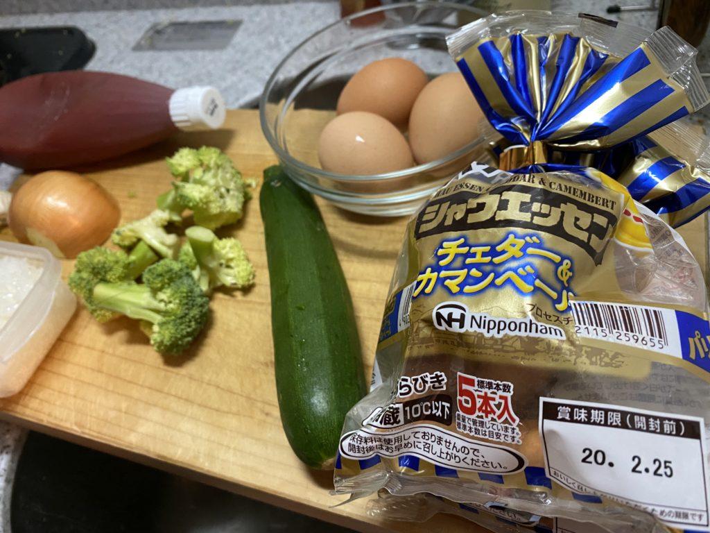 sausage cook1