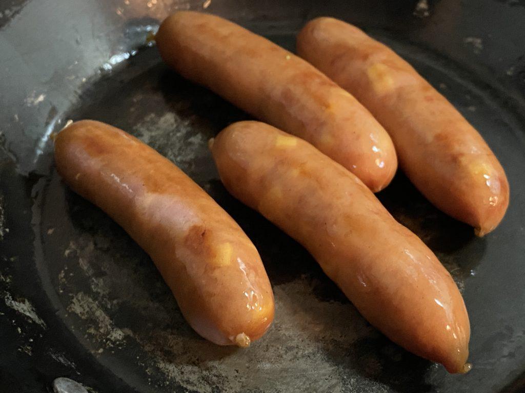 sausage cook16